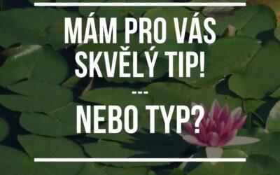 Tip, nebo typ?